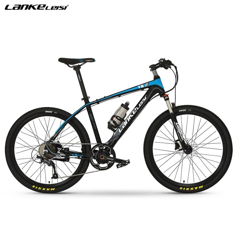 Calidad de la UE LANKELEISI bicicleta de montaña de 26 pulgadas con PAS bicicleta de montaña eléctrica con batería de litio 36V 6.8AH L G