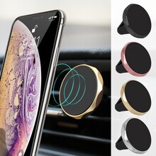 360 Rotation Magnetic Car Phone Holder For iPhone Samsung Magnet Mount Car Holder For Phone In Car P