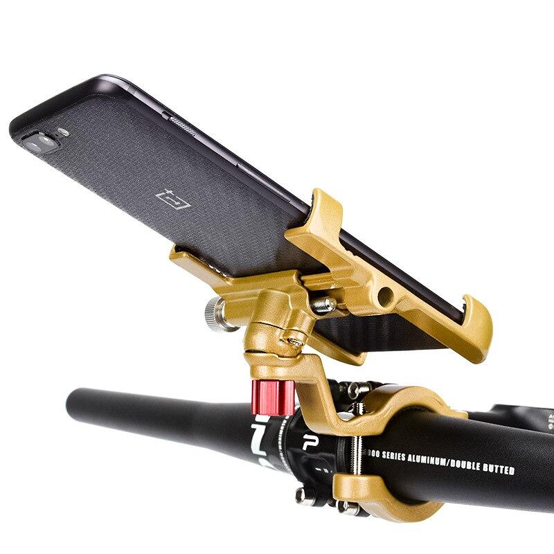 Motorfiets Fiets Mobiele Telefoon Beugel Voor Yamaha XJ6 Dt 50 Ybr 125 R6 2017 Rd 350 Sr 250 MT10 Fazer 600 Aerox 50 Yz 125
