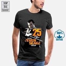스티븐 시갈 V3 영화 포스터 1989 T 셔츠 모든 크기 S 4xl하려면