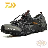 unisex 2021 new daiwa fishing water shoes beach outdoor sports breathable shoes casual climbing shoes quick dry fishing shoes