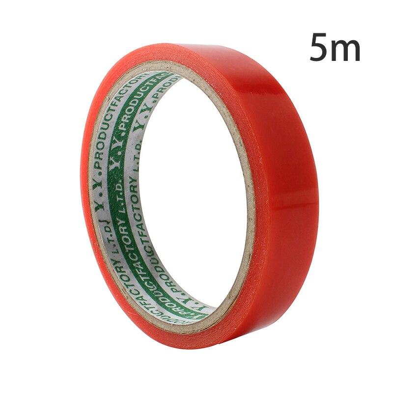 Cinta adhesiva Tubular de doble cara para ajuste de neumáticos, cinta adhesiva para Reparación de bicicletas, accesorios para bicicletas de carretera