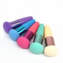 1pc Women Mushroom Head Foundation Powder Sponge Beauty Cosmetic Puff Face Makeup Brushes Dry wet du