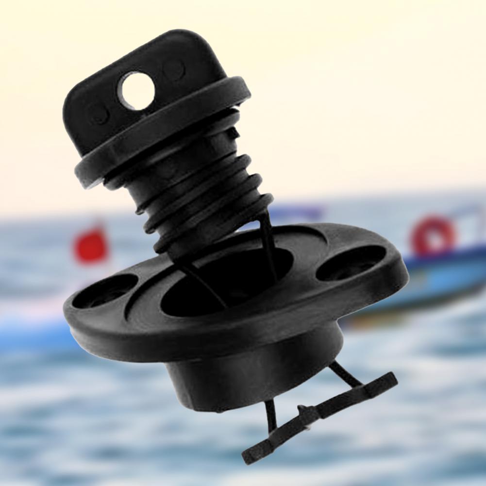 Легкие пластиковые пробки для слива Каяка, 4 шт., шпилька, длительный срок службы для лодки