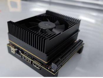 NVIDIA Jetson AGX Xavier Developer Kit Deploy AI-Powered Autonomous Machines at Scale