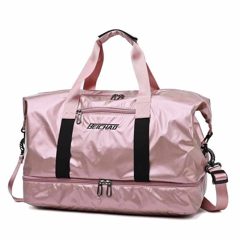 Travel Bag Large Capacity Men Hand Luggage Travel Duffle Bags Weekend Bags Women Multifunctional Tra