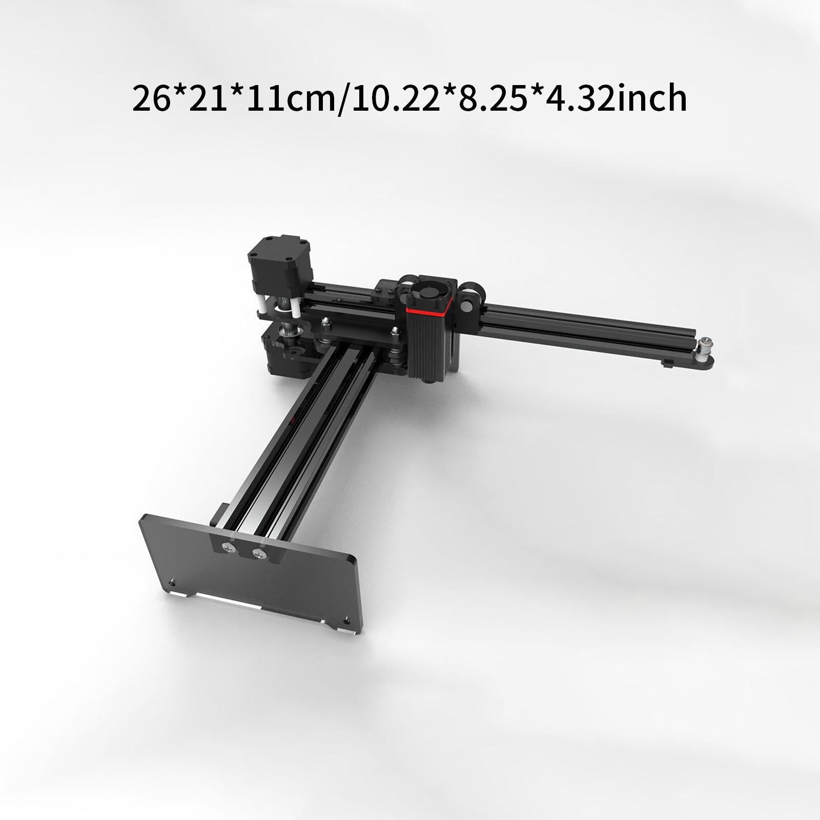 NEJE Master 2s-3500 МВт лазерный гравировальный режущий станок лазерный гравер DIY лазерная маркировка для металла 11x12 см лазерный принтер резак
