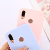 Мягкий чехол карамельных цветов для Xiaomi Mi 5X 6X 8 9 SE A1 A2 A3 Lite 9T CC9e CC9 Pro Mix 2s Max 2 3 F1 Play Note 10, чехол