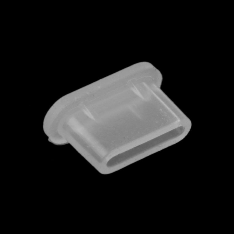 5 шт тип-c пылезащитный usb-порт для зарядки, силиконовый чехол для Samsung, аксессуары для смартфонов-5