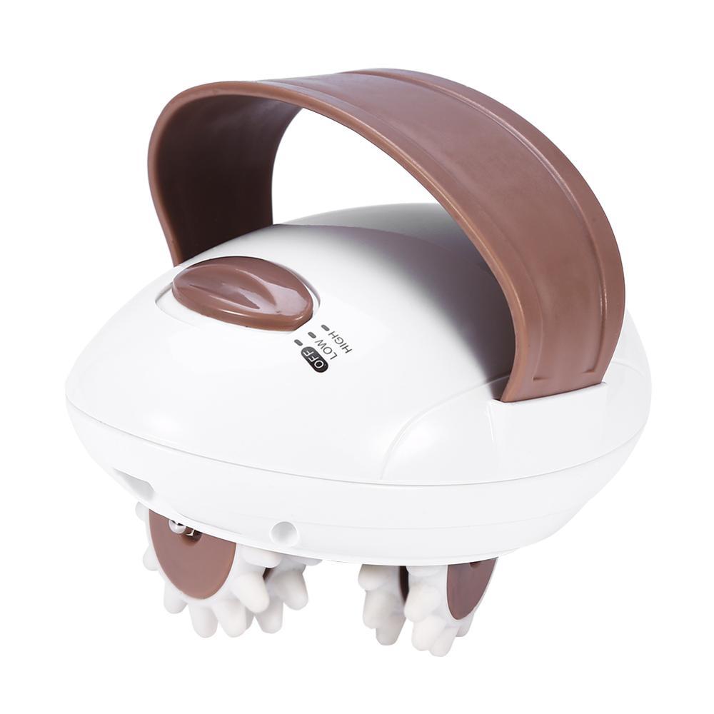 3D Electric Full Body Massager Roller Anti-cellulite Massaging Slimmer Roller Massager Machine Full Body Slimming Massage Tool