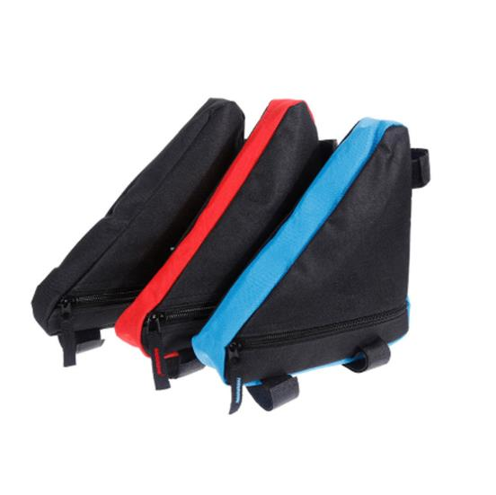 Bike Bicycle Saddle Cycling Bag Front Tube Frame Phone Waterproof Bicycle Bags Triangle Pouch Frame Holder Bycicle Accessories