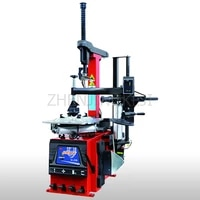 tire changer car tires disassembly equipment fully automatic lean back assist luxury pneumatic control lean back inverted arm
