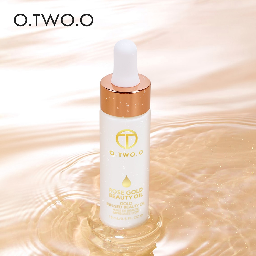 O.TWO.O Multi-use Makeup Essential Oil Makeup Base Beauty Oil Face Primer Mix With Foundation Hydrat