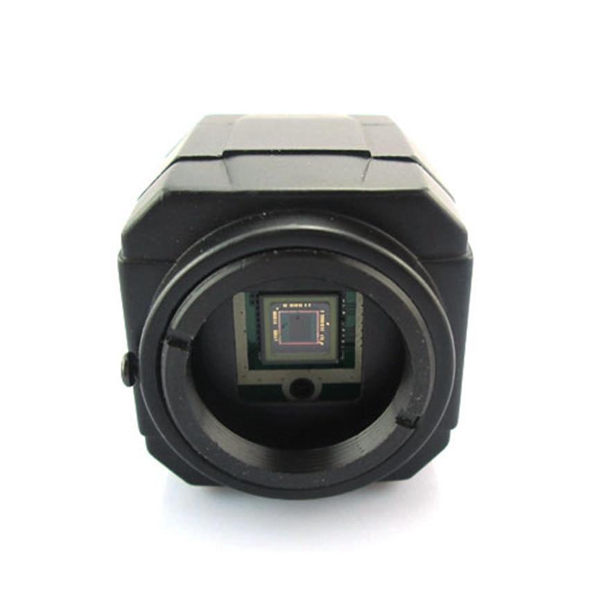 HD BNC الناتج 1/3 بوصة الإلكترونية الرقمية المجهر العدسة سوني CCD 600 خطوط الصناعية كاميرا