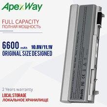 11.1V 6600mAh 9 cells Batterie Pour Dell Latitude E6400 E6410 E6500 E6510 M2400 M4400 M4500 M6400 M6500 1M215 C719R W0X4F PT434