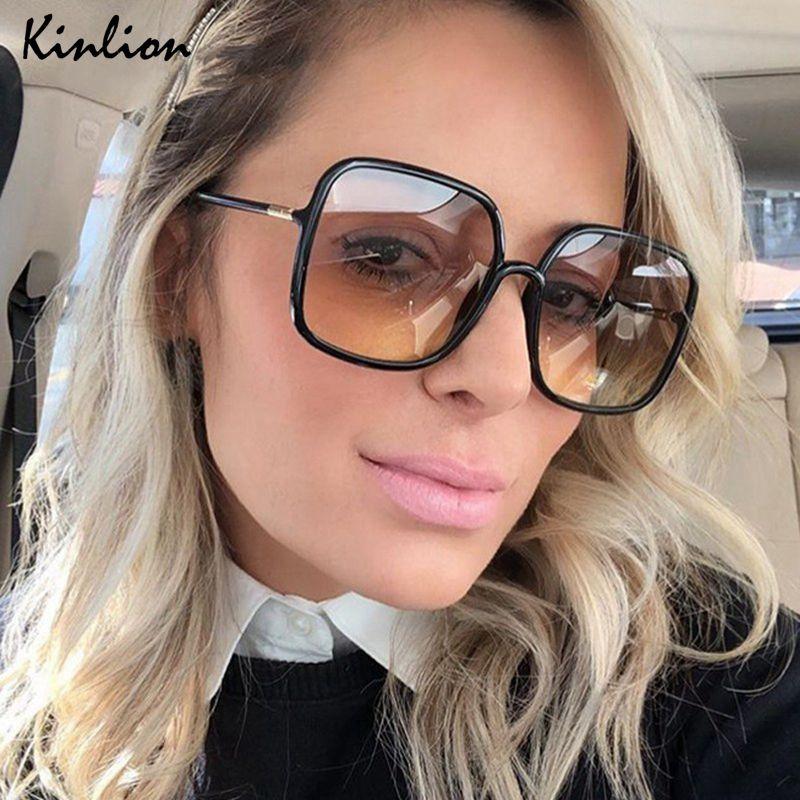 женские солнцезащитные очки lz oculos gafas dg4247b Kinlion прямоугольные Винтажные Солнцезащитные очки оверсайз женские ретро Роскошные Брендовые женские Квадратные Солнцезащитные очки Oculos ...