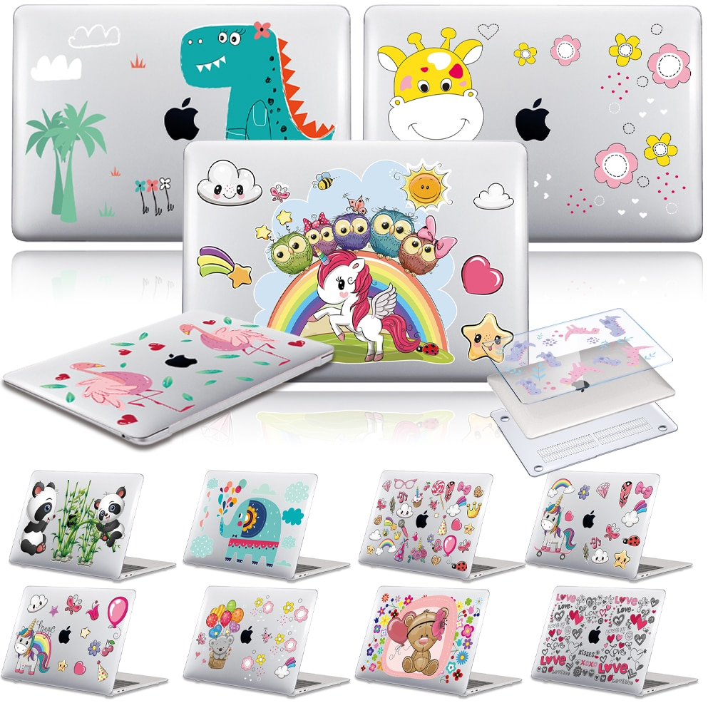 xskemp anti explosion laptop case cover shell for apple macbook pro 15 retina a1398 pu leather and pc protective case shell Laptop Hard Case for Apple MacBook Air Pro Retina 11 12 13 15 16/Air 13 (A 1932) (2179) Laptop Anti-fall Hard Shell Case Cover