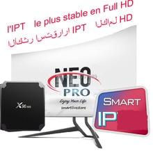 Neotv neopro neox IPTV italien albanie pologne latino russie brésil arabe iptv code M3u aucune application incluse