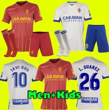 NUEVA CASA 20-21 Real Zaragoza camisa JAVI ROS ALEJANDRO SHINJI KAGAWA Zapater...