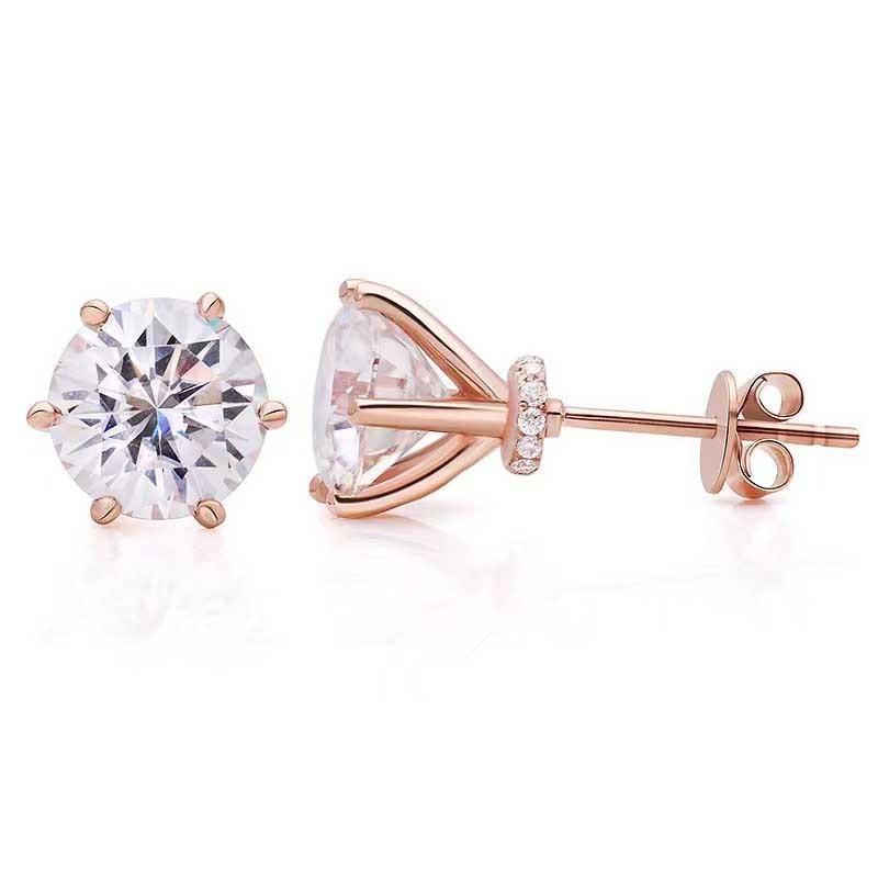 Серьги-гвоздики-из-18-каратного-розового-золота-au750-женские-ювелирные-украшения-с-муассанитом-бриллиантовые-серьги-с-муассанитом-d-color-03-1ct
