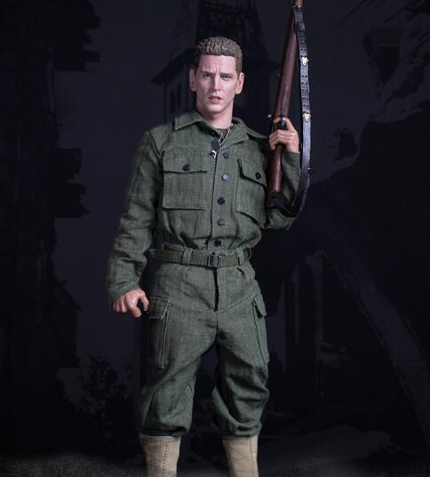 FacePoolFigure FP003B World War II U.S. Ranger Sniper 1/6 Collectible Military Action Figure Model