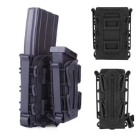 military 5 56 7 62 mm ar15 m4 molle magazine pouch airsoft pistol 9mm mag pouch for glock g2c holster case hunting accessories