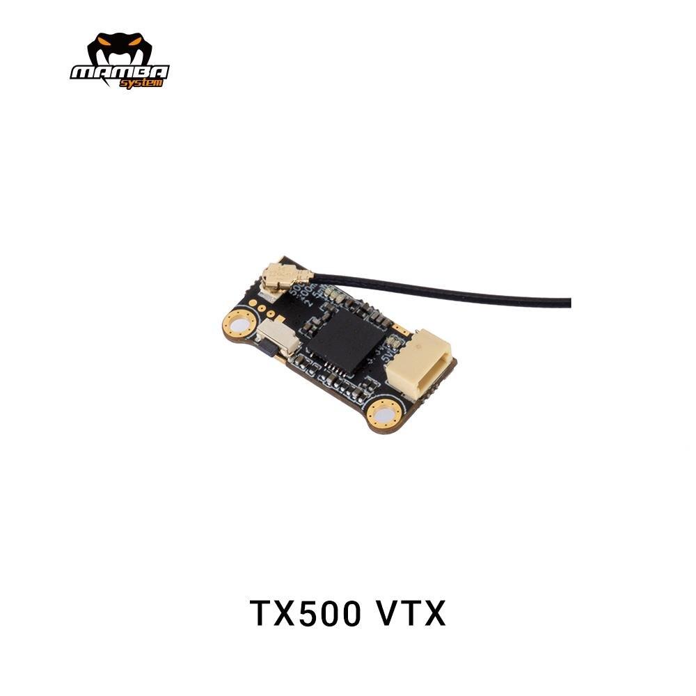 24x11.7x5.5mm diatone mamba tx500 5.8g 25mw/200mw/500mw fpv vídeo transmissor vtx para rc fpv que compete drones freestyle