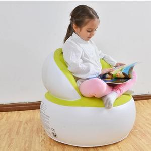 Children's Inflatable Sofa Chair Portable for Child Baby Parenting High Quality Living Room Bedroom Indoor Outdoor Safe Comfort