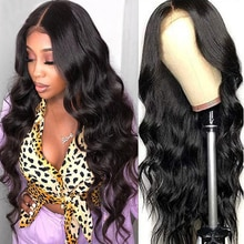 Body Wave 4x4 5x5 6x6 Lace Closure Wig 28 30 Inch Brazilian Human Hair Wigs 250% Full Density Pre-Pl
