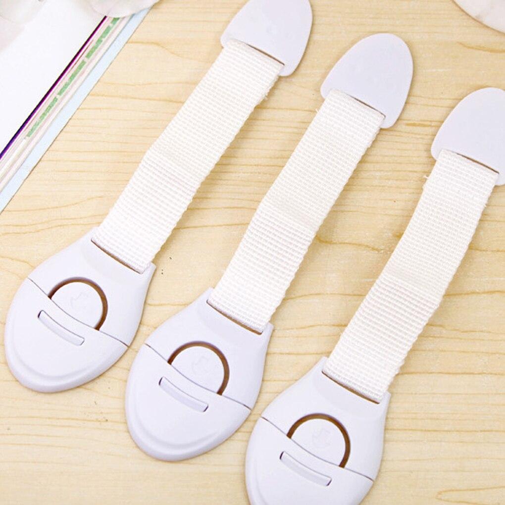 Nuevo 1 Ud./2 uds./4 Uds./5 uds./10 Uds. Cerradura multifunción para armario de bebé, cerradura de seguridad para niños, cerradura para cajón de bebé, cierre para refrigerador, armario de baño