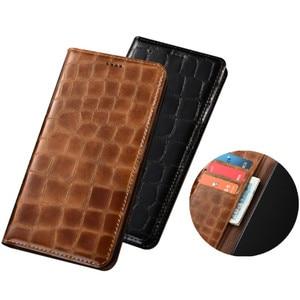 Luxury Genuine Leather Wallet Phone Bag Card Pocket Case For UMIDIGI BISON GT/UMIDIGI BISON/UMIDIGI A9 Pro Cover Funda Magnetic
