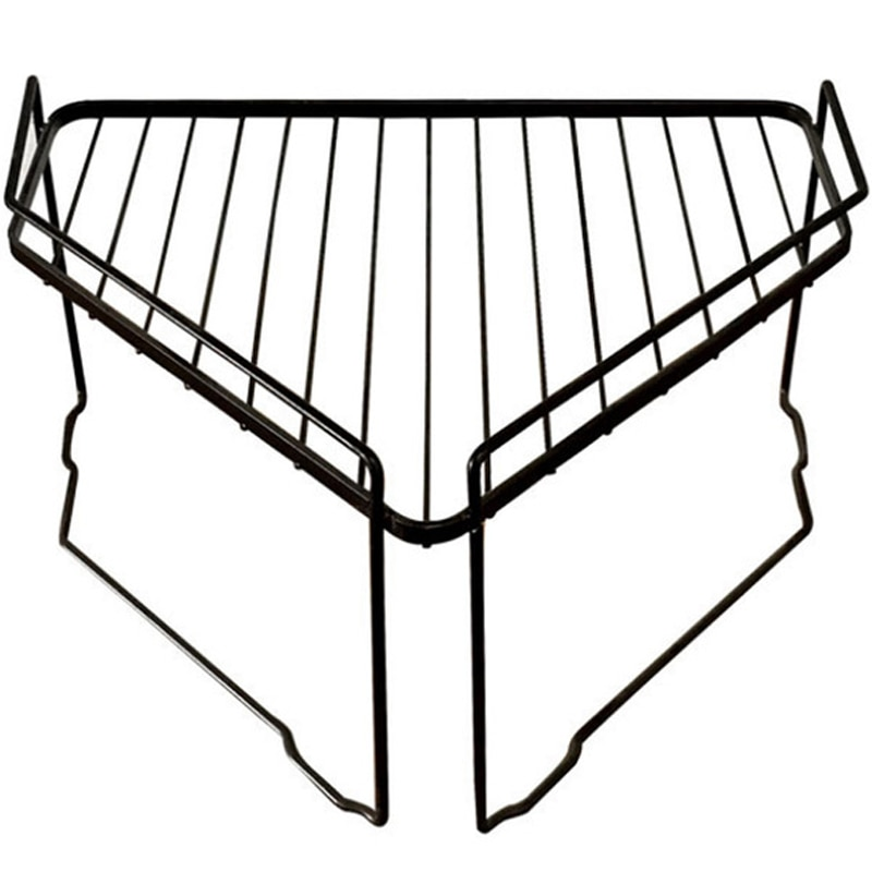 Hot Kitchen Household Corner Storage Shelf Rack Triangular Combined Shelf Corner Storage Holder Shelves Home Storage Organiz