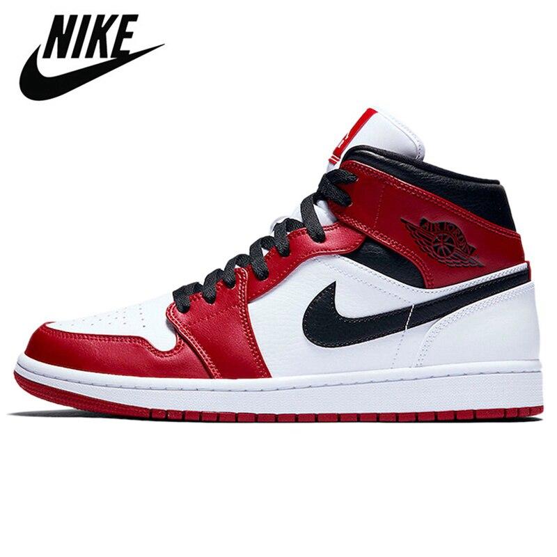 -Zapatillas de deporte zapatillas de baloncesto aire Retro 1 Mid AJ-1 para...