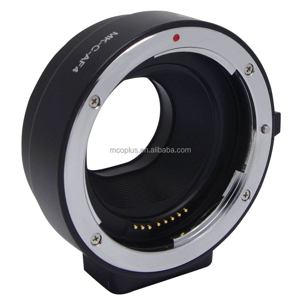 Meike Auto focus Adapter C-AF4 For Canon EOS M and EF/EF-S lens mount adapter
