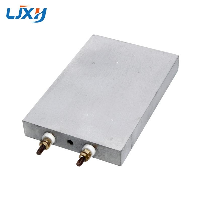 LJXH Cast Aluminum  Heater Heating Plate 20mm Thickness 80mm 100mm 200mm 300mm 400mm Length 50mm Width