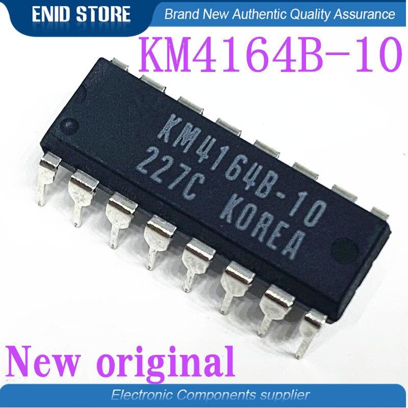 1pcs/lot  KM4164B-10 KM4164B-12 KM4164B-15 KM4164 DIP16 New original IC