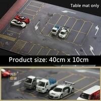 164 car mat scale unlight plastic landscape model mat waterproof parking for kids architecture mat lot floor and mats tabl z1g7