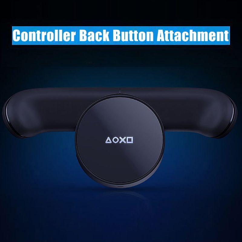 Chaves de Extensão Substituição para Sony Gamepad Voltar Botão Acessório Dualshock4 Joystick Acessórios Traseiros Ps4