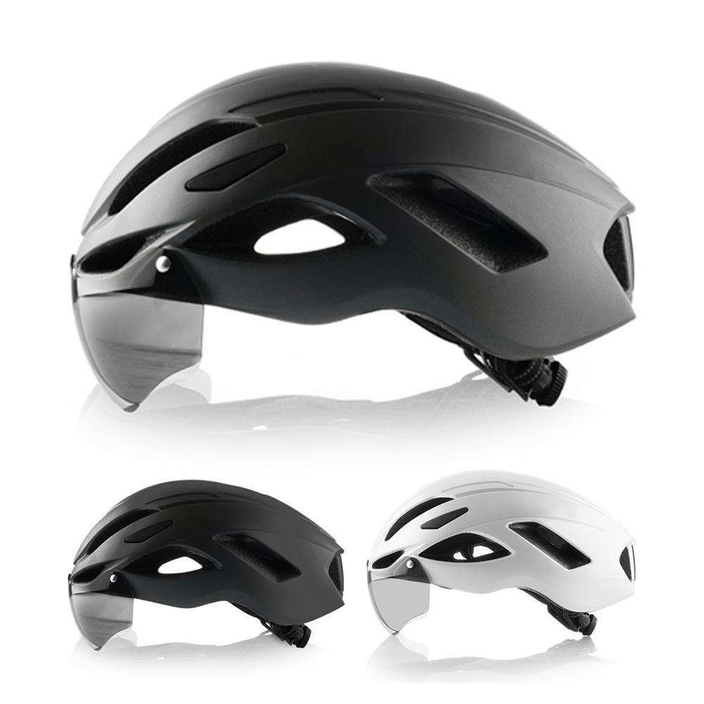 Casco de ciclismo para hombre y mujer, luz Led de 57-62cm con...
