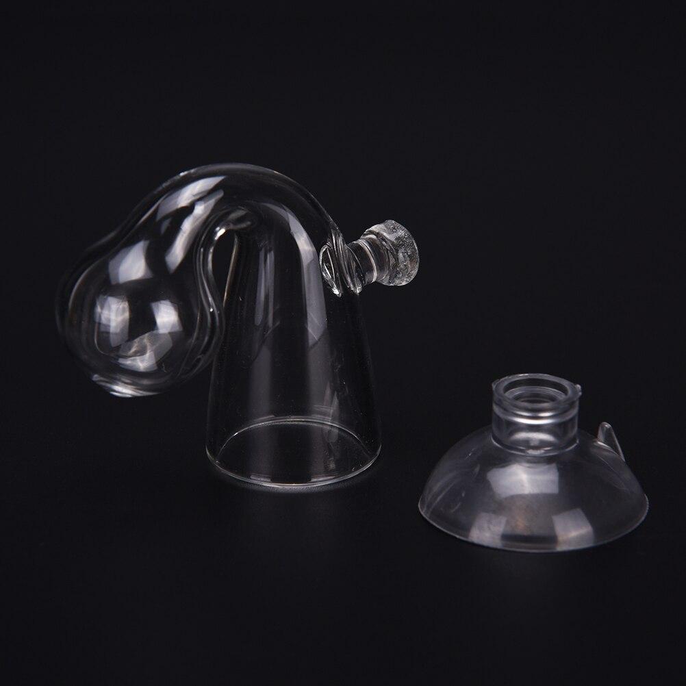 Ձկան բաք CO2 ցրիչ ապակու կաթիլի ստուգիչ - Ապրանքներ կենդանիների համար - Լուսանկար 3