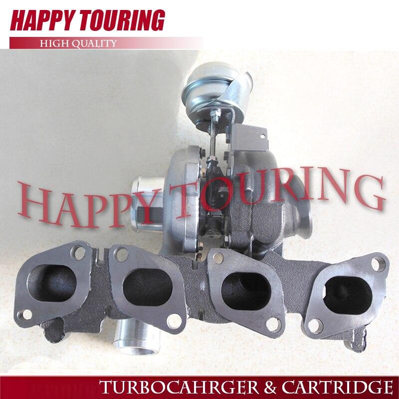 GT1749V turbocompresor Turbolader para Fiat Croma II 1,9 JTD Saab 9-3 II 1,9 TiD 71790778, 7179207, 766340-9002S 773720-0001 de 849348
