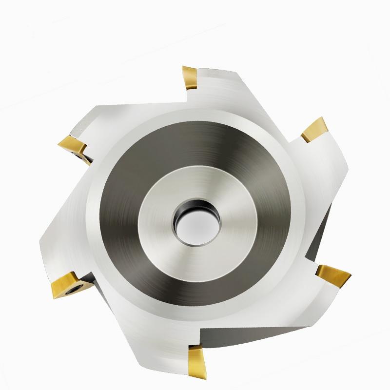 1 قطعة RAP400R 125 40 6T 75 درجة كربيد طحن حامل ل APMT1604PDER آلة CNC مطحنة القاطع رئيس