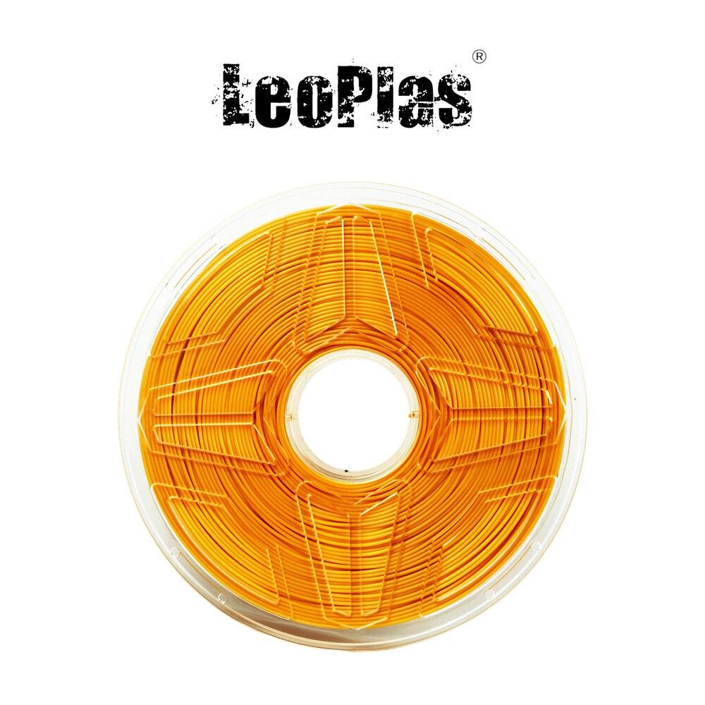 Dédouanement aux etats-unis espagne entrepôt 1.75mm 1kg or ABS Filament 3D imprimante consommables stylo matière plastique fournitures dimpression