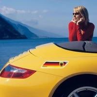 german flag 3d dome logo decal sticker car adjustment bumper motorcycle helmet mobile phone trunk notebook decal