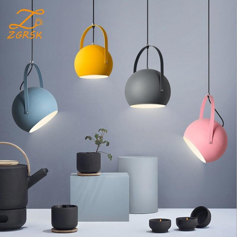 الشمال الحديثة داخلي قلادة LED أضواء غرفة الطعام غرفة المعيشة دراسة الديكور ضوء الإبداعية شخصية لينة حبل الثريا