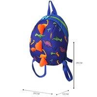 Рюкзак с принтом динозавра #3