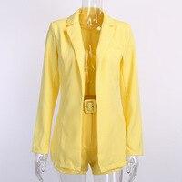 Костюм пиджак с шортами  #2