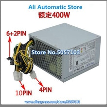 10-PIN 450W Power Supply FSP400-40AGPAA With 6P Graphics Card Power Supply PA-2181-1 HK350-12