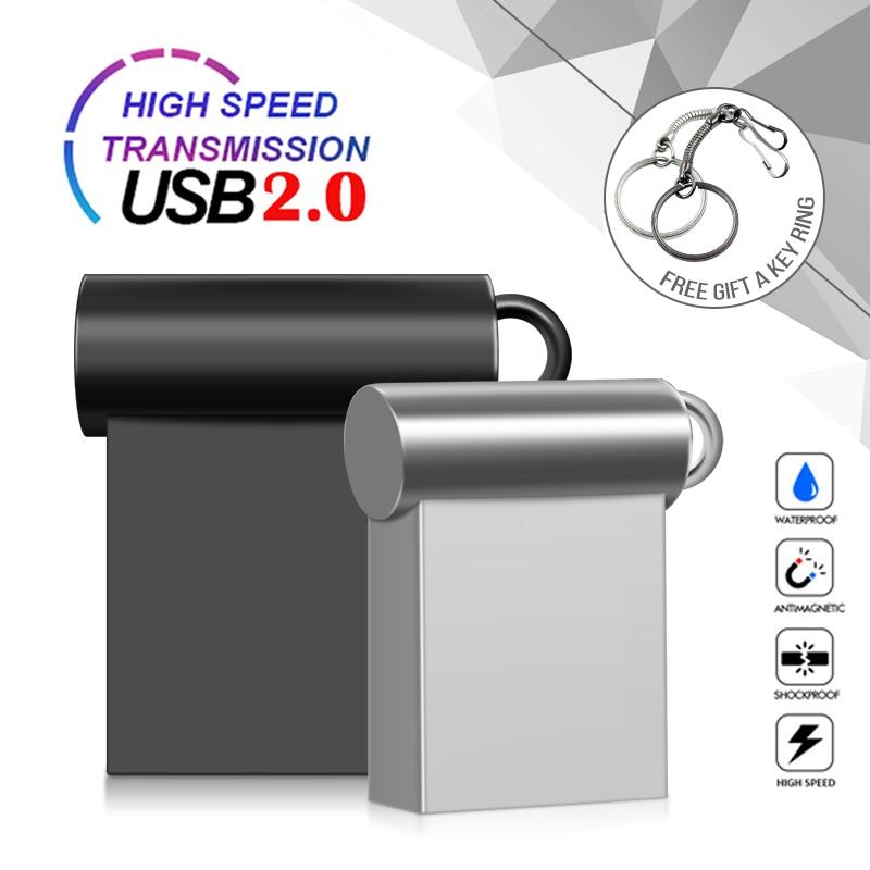 Unidad Flash Usb 20 piezas, 32GB, 16GB, 8G, 4G, 128mb, 256mb, 512mb,...
