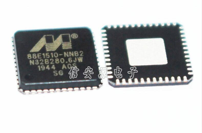 1 Stks/partij 88E1510-NNB2 88E1510-A0-NNB2I000 QFN48